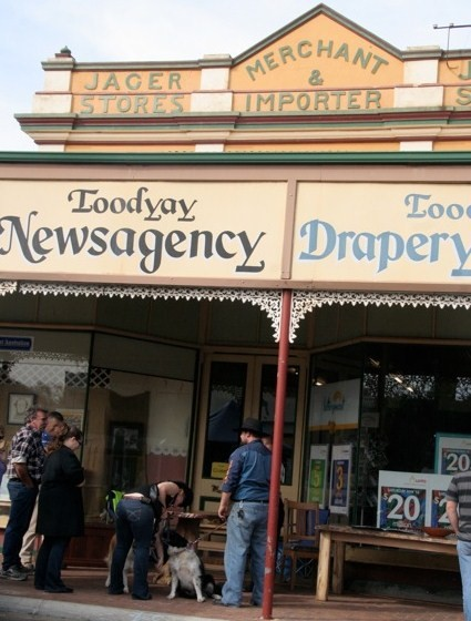 Newsagency Toodyay